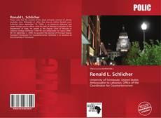 Обложка Ronald L. Schlicher