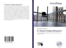 Portada del libro de St. Aloysius College (Mangalore)