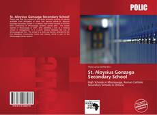 St. Aloysius Gonzaga Secondary School的封面