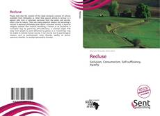 Bookcover of Recluse
