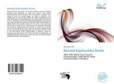 Copertina di Ronald Kipchumba Rutto