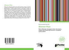 Portada del libro de Werner Plan