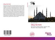 Bookcover of Ubay ibn Ka'b