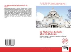 Capa do livro de St. Alphonsus Catholic Church, St. Louis