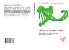 Capa do livro de Recombinant Inbred Strain