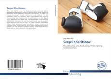 Bookcover of Sergei Kharitonov
