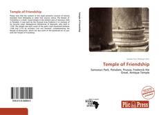 Couverture de Temple of Friendship