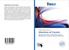 Bookcover of Ubertino of Casale