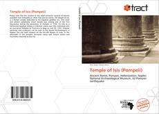 Bookcover of Temple of Isis (Pompeii)