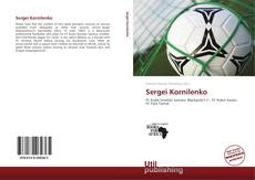 Capa do livro de Sergei Kornilenko