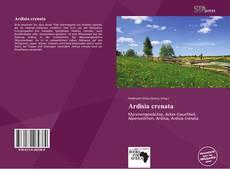 Buchcover von Ardisia crenata
