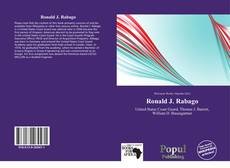 Bookcover of Ronald J. Rabago