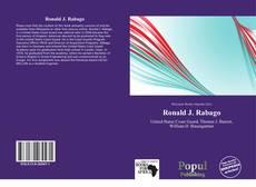 Обложка Ronald J. Rabago