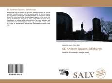 Capa do livro de St. Andrew Square, Edinburgh