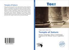 Temple of Saturn的封面