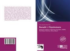 Capa do livro de Ronald J. Fitzsimmons