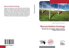 Bookcover of Reconciliation Ecology
