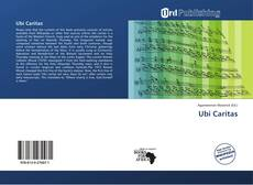 Bookcover of Ubi Caritas