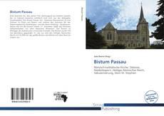 Bookcover of Bistum Passau