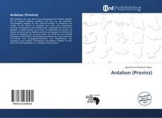 Buchcover von Ardahan (Provinz)