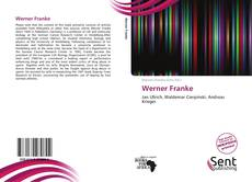 Buchcover von Werner Franke