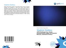 Bookcover of Vladimir Golikov