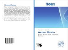 Buchcover von Werner Munter