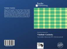 Bookcover of Vladimir Gusinsky