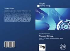 Capa do livro de Werner Richter