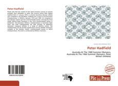 Обложка Peter Hadfield