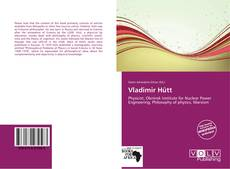 Bookcover of Vladimir Hütt