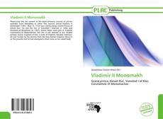 Buchcover von Vladimir II Monomakh