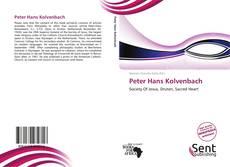 Copertina di Peter Hans Kolvenbach