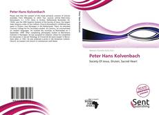 Bookcover of Peter Hans Kolvenbach
