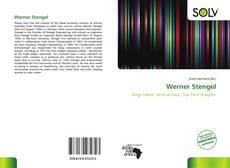 Buchcover von Werner Stengel