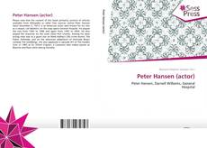 Bookcover of Peter Hansen (actor)