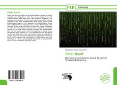 Bookcover of Peter Head