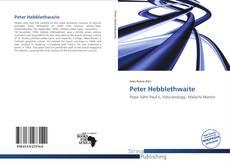 Peter Hebblethwaite的封面
