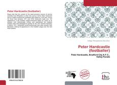 Bookcover of Peter Hardcastle (footballer)