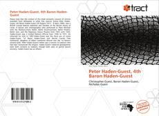 Bookcover of Peter Haden-Guest, 4th Baron Haden-Guest