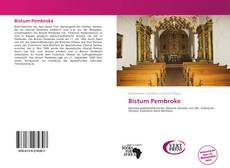 Bookcover of Bistum Pembroke