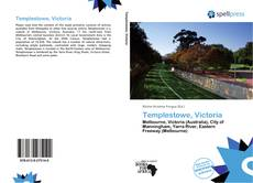 Bookcover of Templestowe, Victoria