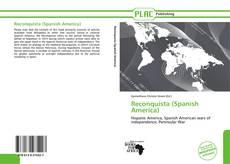 Bookcover of Reconquista (Spanish America)