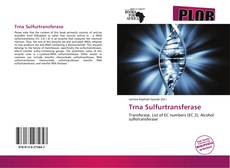 Bookcover of Trna Sulfurtransferase