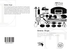 Capa do livro de Arena Riga
