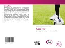 Capa do livro de Arena Trier