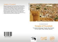 Borítókép a  Temples of Tirunelveli - hoz