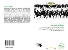 Portada del libro de Arena of Pop