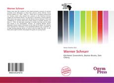 Capa do livro de Werner Schnarr