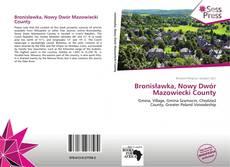 Bronisławka, Nowy Dwór Mazowiecki County的封面